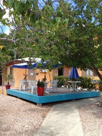 Hostal Casa Culebra: administration office
