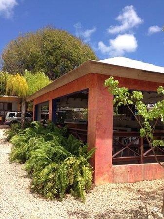 Hostal Casa Culebra: gazeebo