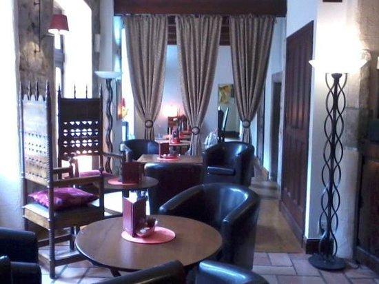 Chateau de la Caze: Bar