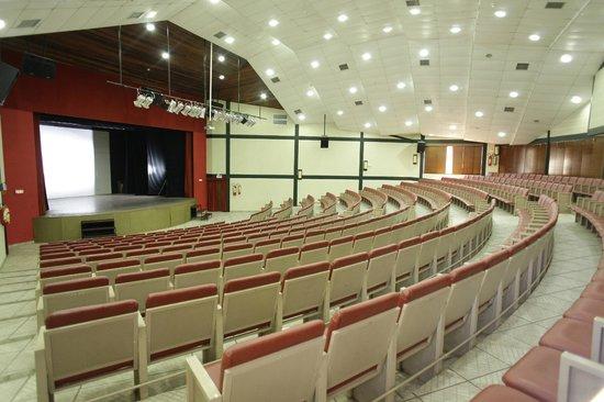 Hotel Termas De Jurema: Anfiteatro