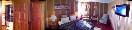 Priekule, Lituania: Double Room