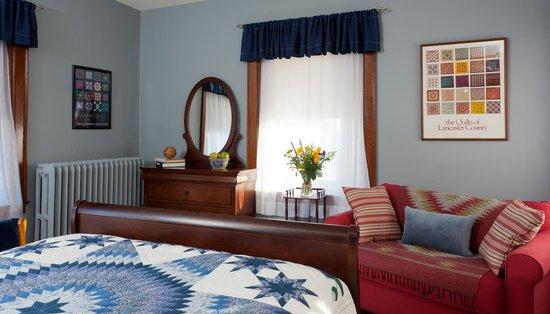 Walnut Lawn B&B: Our Quilt Room