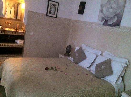 Riad Princesse Jamila: chambre jafar