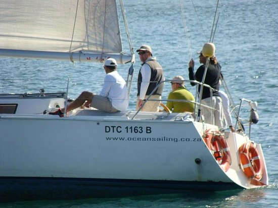 Southern Yachting Academy: Living the Life - Yachting in Knysna