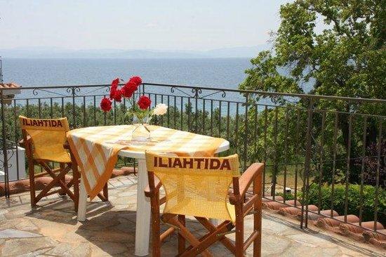 Iliahtida Apartments: Iliahtida hotel
