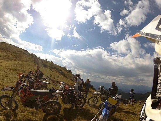 Vila Vitalis: motorbike trip