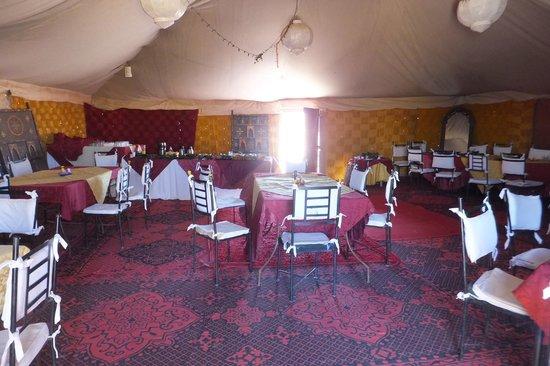 M'hamid Bivouac - Chez Naji: restaurant