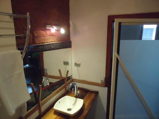 Hotel Latitud 33 Sur : Bano