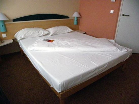 Ibis Innsbruck: Comfortable bed