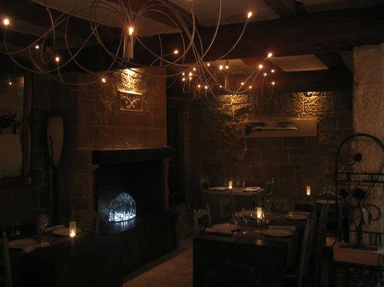 Restaurant la Salicorne : trés intime