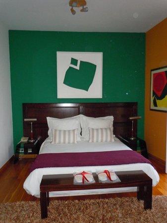 Solar dos Mouros : couleurs et confort