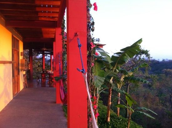 Costa Rica Yoga Spa: always great views