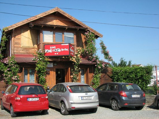 Elga's Punk Rock Hotel