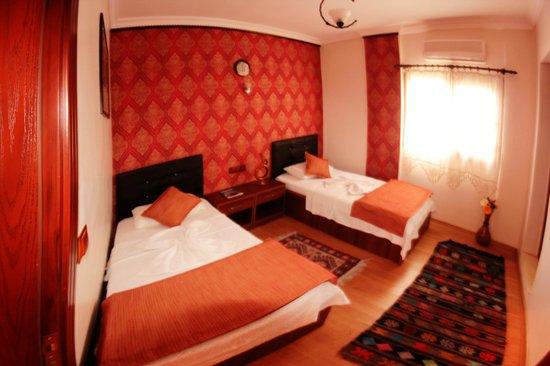 Boomerang Guesthouse Ephesus: Ephesus Boomerang Guesthouse Twin Room