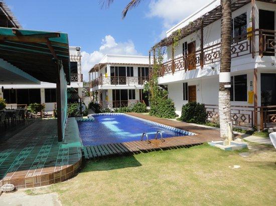 Hotel MS San Luis Village : hotel pileta