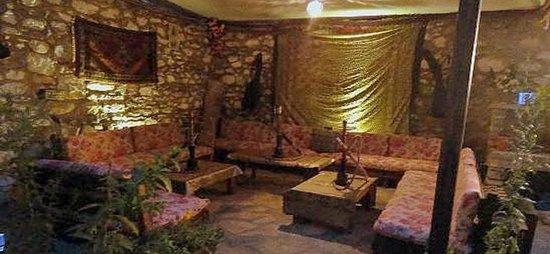 Boomerang Guesthouse Ephesus: Ephesus Boomerang Guesthouse Oriental corner
