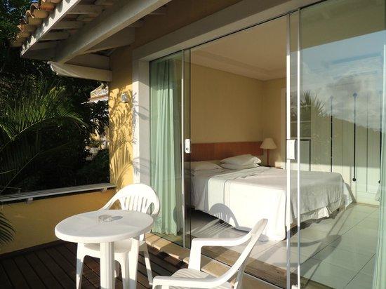 Hotel Pousada e Spa Villa Mercedes: Habitacion