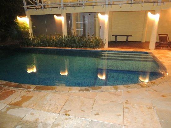 Hotel Pousada e Spa Villa Mercedes: Pileta