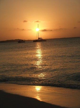 Reef Residences on Grace Bay : Grace Bay sunset