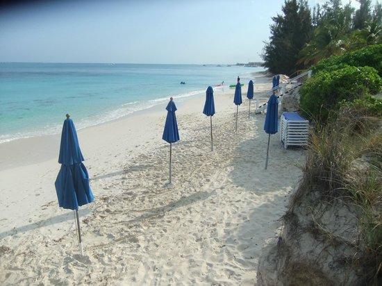 Reef Residences on Grace Bay: Reef Residences beach
