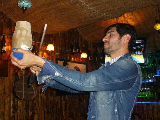 Mitani Cafe & FUN PUB: Tandoori Kebab