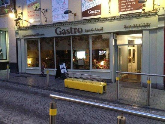 O'Gradys Gastro Bar and Grill: Gastro Front
