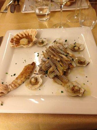 Tavernetta A Scuea: il gratinato !!