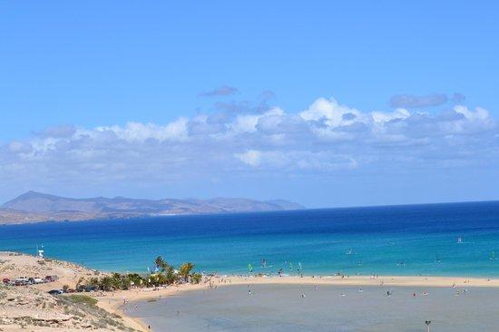 Melia Fuerteventura: las vistas desde la terraza