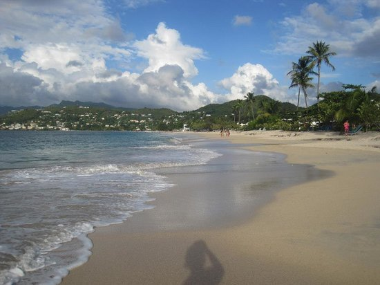 Spice Island Beach Resort: Grand Anse Beach
