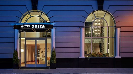Hotel Zetta Restaurant