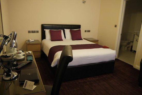 Spilman Hotel: Room #12