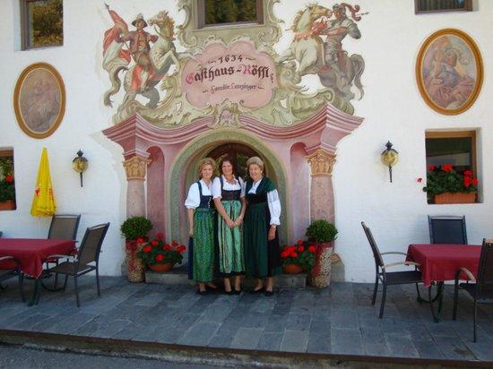 Gasthaus Roessl: Rösslwirtinnen