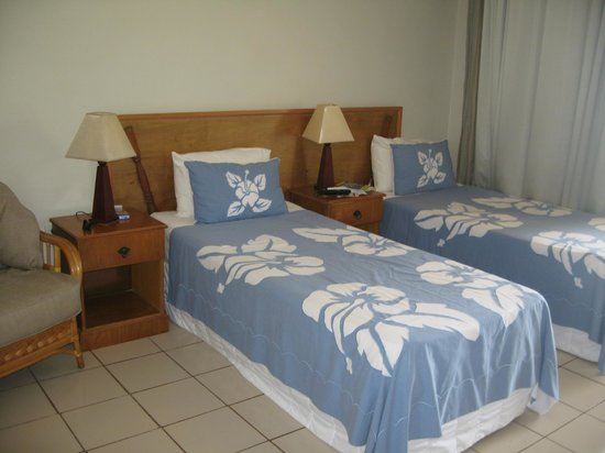 Moana Sands Beachfront Hotel & Villas: My room (205)
