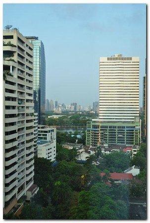 Rembrandt Hotel Bangkok: Vue