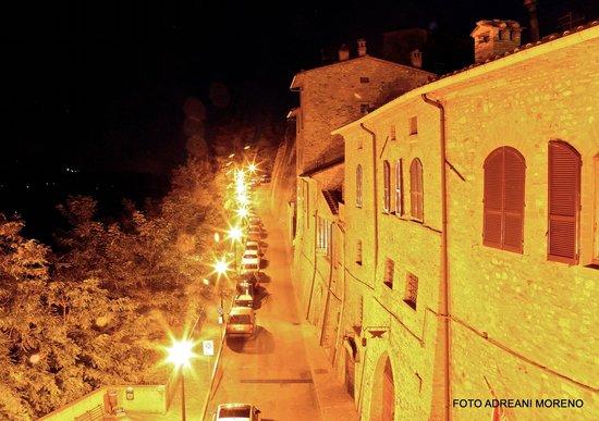 La Locanda del Capitano: le mura del borgo