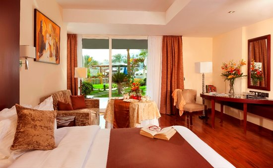 The Royal Savoy Sharm El Sheikh: RS suite master room