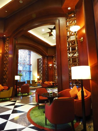 Sheraton Imperial Kuala Lumpur Hotel: lobby