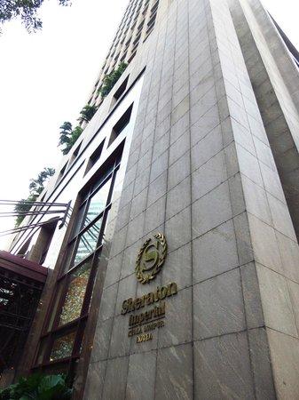 Sheraton Imperial Kuala Lumpur Hotel: Facade