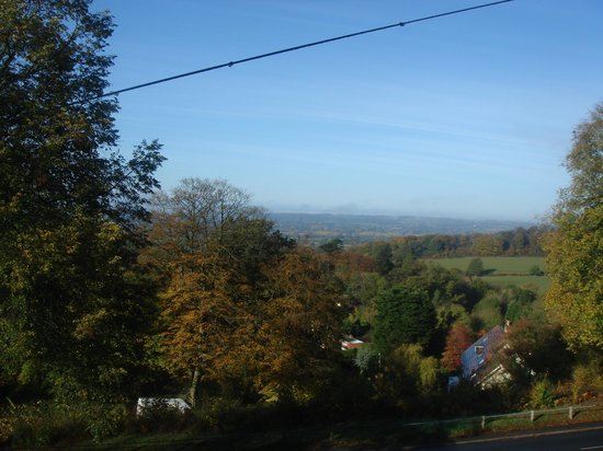Little Kings Hill: View from dining room