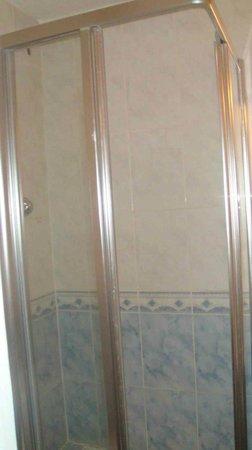 Bear Hotel: Shower