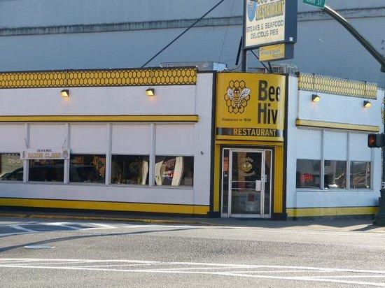 Bee Hive Restaurant : Bee Hive Montesano