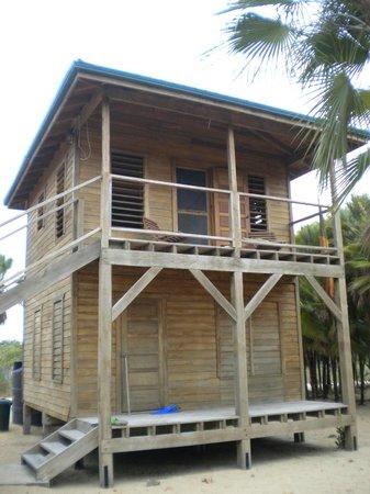 "Sabal Beach: our ""penthouse"" suite"