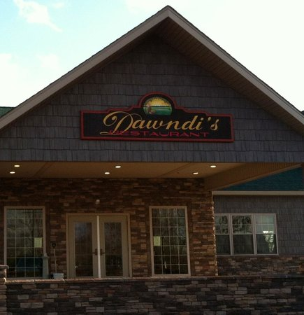 Dawndi S Restaurant At Lucky Hills Golf Course