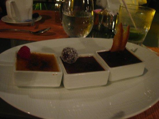 Seven: Dessert