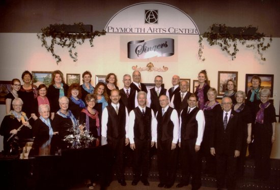 Plymouth Arts Center Singers