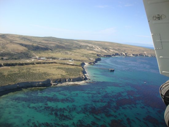 Channel Islands Aviation: Flying into into Santa Rosa Island