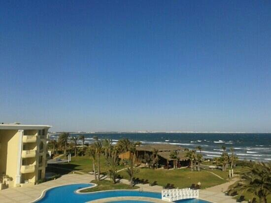 Royal Thalassa Monastir: very good and I loved it x
