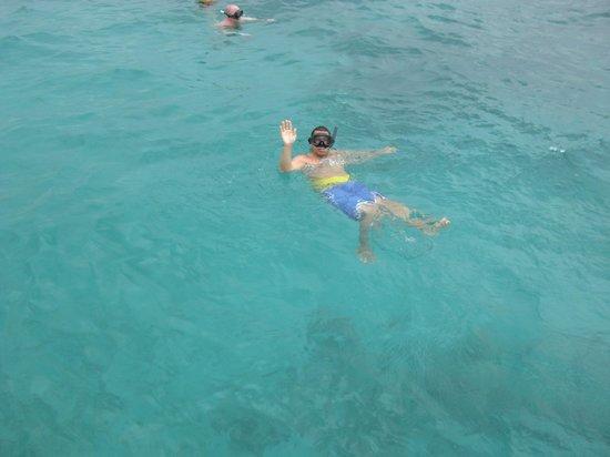 Snorkeling At Dreams Palm Beach Punta Cana