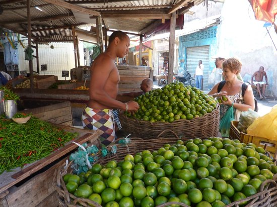 Pousada Esmeralda: nathalie at market
