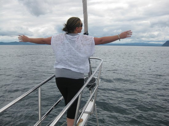 Sail Barbary: My solo Titanic moment